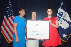 Sea Corp E Award photo